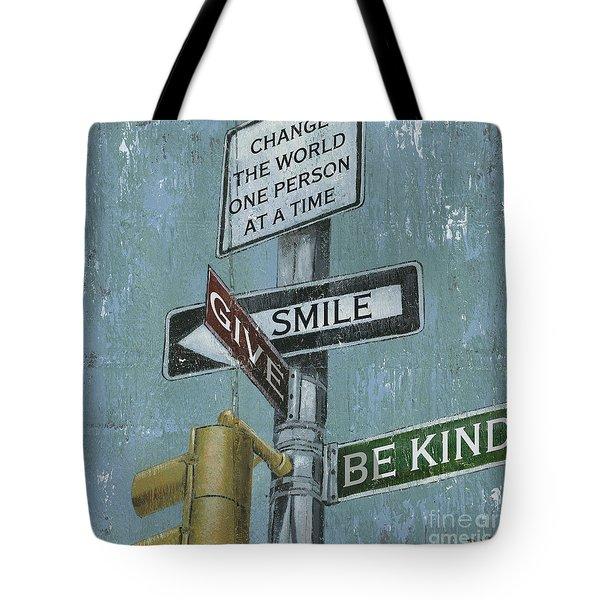 NYC Inspiration 1 Tote Bag by Debbie DeWitt