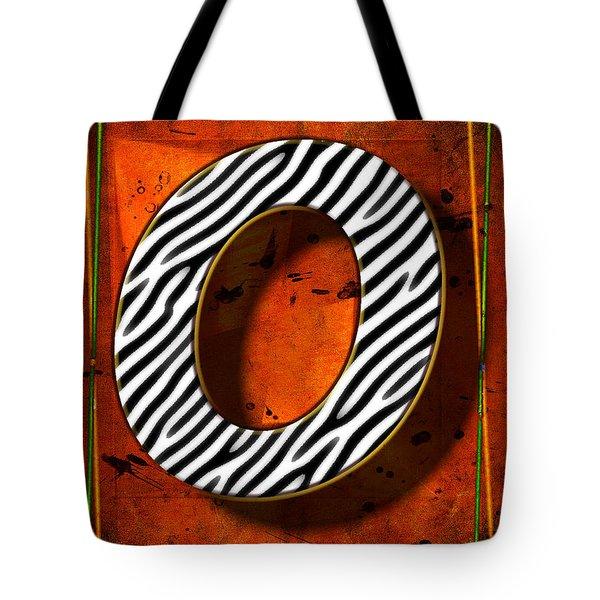 O Tote Bag by Mauro Celotti