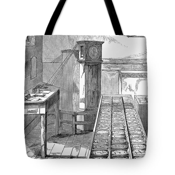 Observatory: Chronometer Tote Bag by Granger