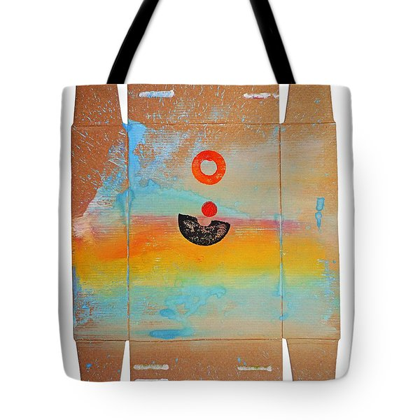 Ocean Swell Tote Bag by Charles Stuart