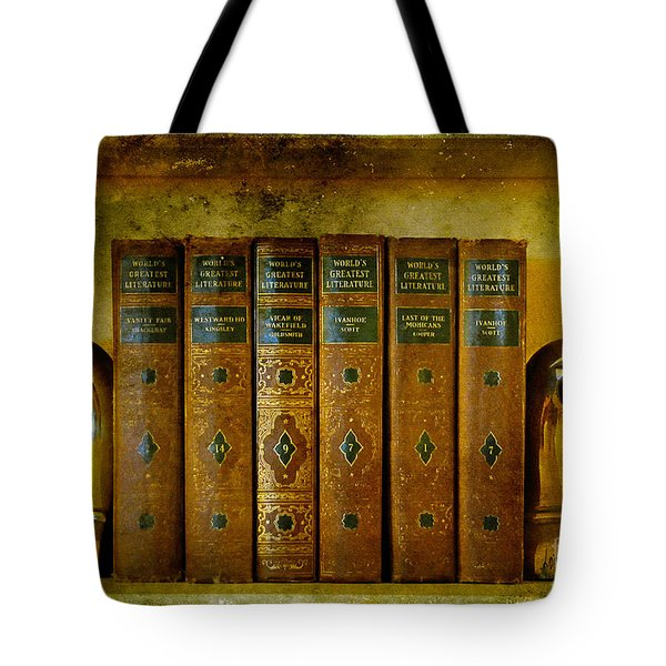 Old Friends Tote Bag by Lois Bryan
