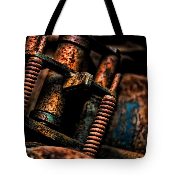 Old Springs Tote Bag by Christopher Holmes