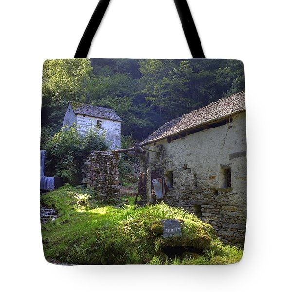 Old Watermill Tote Bag by Joana Kruse