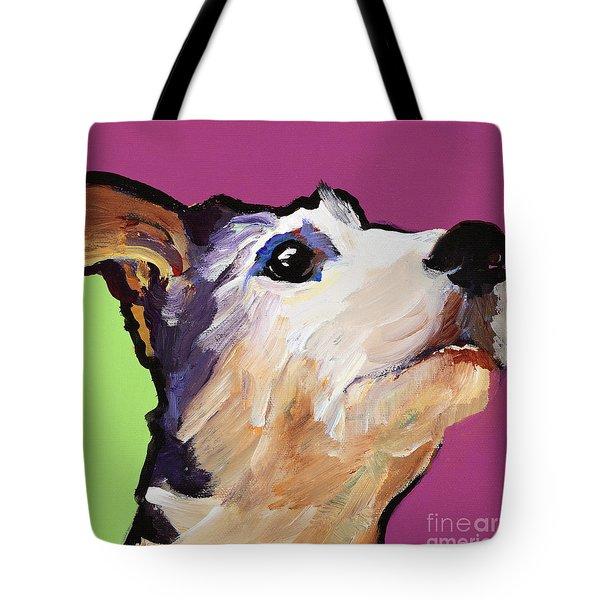 Ollie Tote Bag by Pat Saunders-White