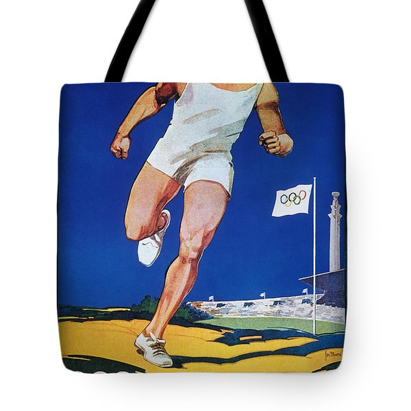 Olympic Games, 1928 Tote Bag by Granger