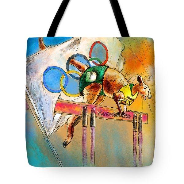 Olyver Tote Bag by Miki De Goodaboom