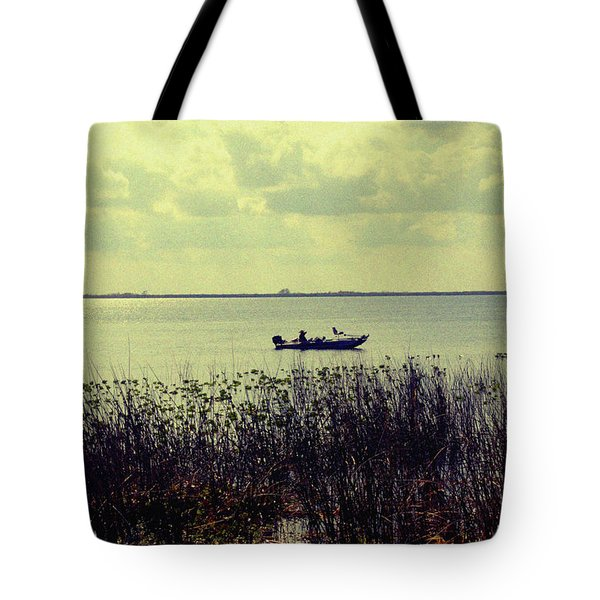 On a sunny Sunday afternoon Tote Bag by Susanne Van Hulst