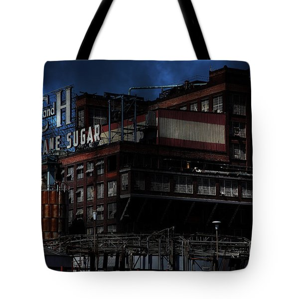 Once Upon A Time In The Sleepy Town Of Crockett California . 5d16760 Tote Bag by Wingsdomain Art and Photography
