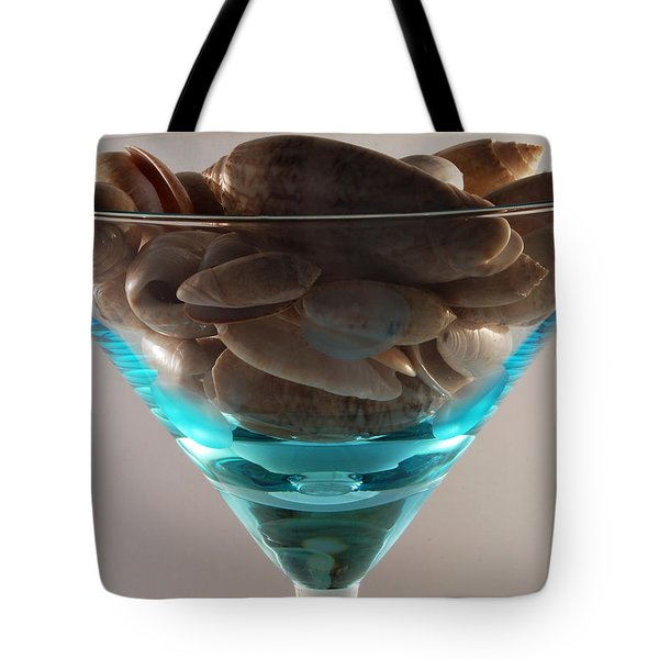 One Dirty Martini Tote Bag by Skip Willits