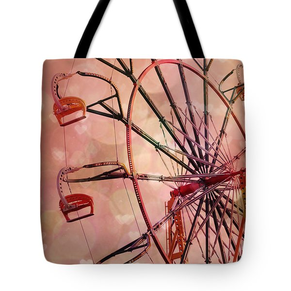 One Enchanted Night Tote Bag by Amy Tyler
