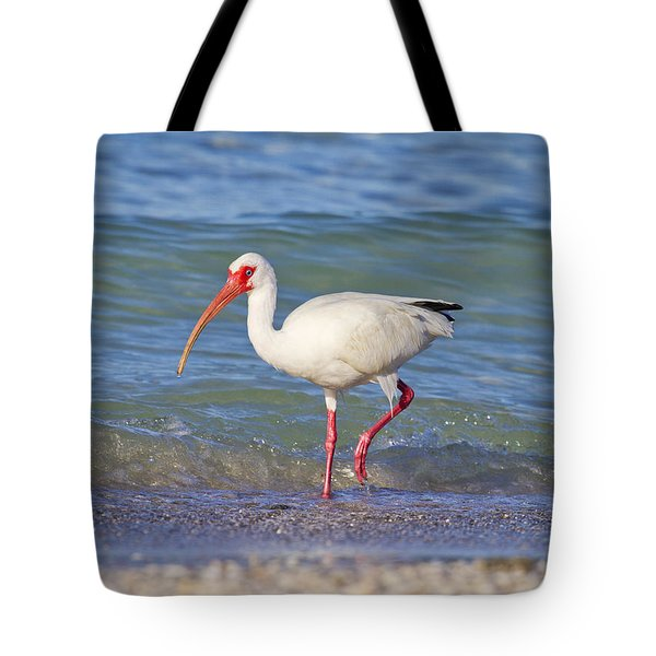 One Step At A Time Tote Bag by Betsy Knapp