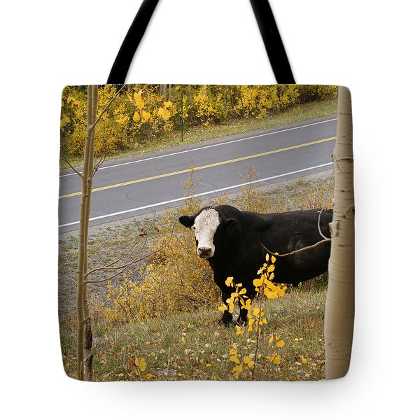 Oooops Wrong Trail Tote Bag by Ernie Echols