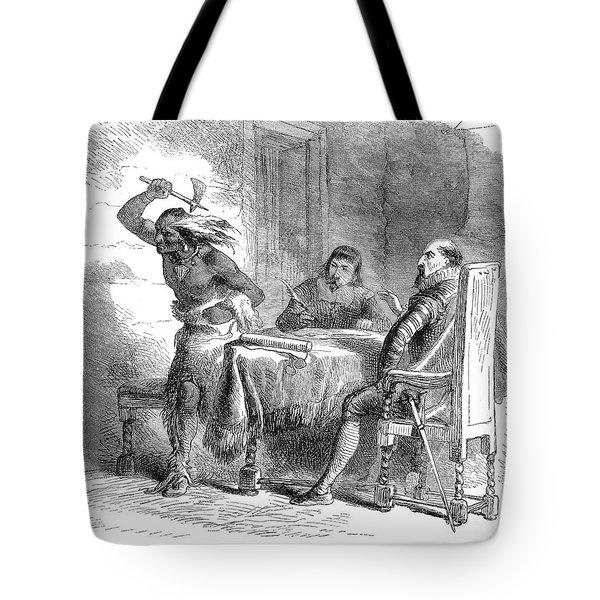 Opechancanough Tote Bag by Granger