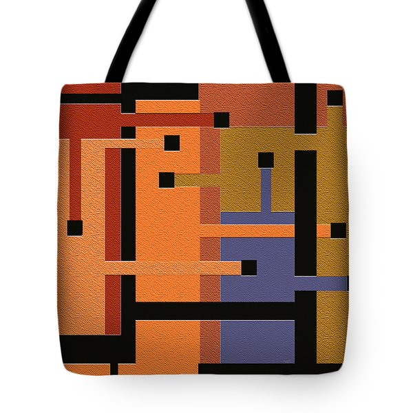 Opinions Tote Bag by Ely Arsha