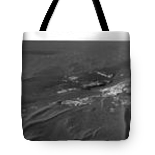 Opportunity Rover On Mars Tote Bag by NASA / JPL-Caltech / Cornell Univserity