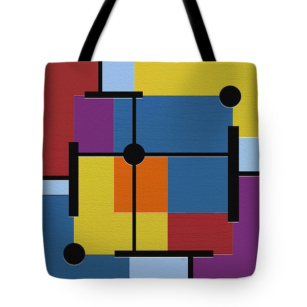Oracle Tote Bag by Ely Arsha