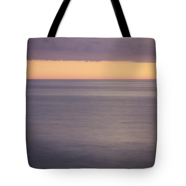 Orange Sky Tote Bag by Skip Nall