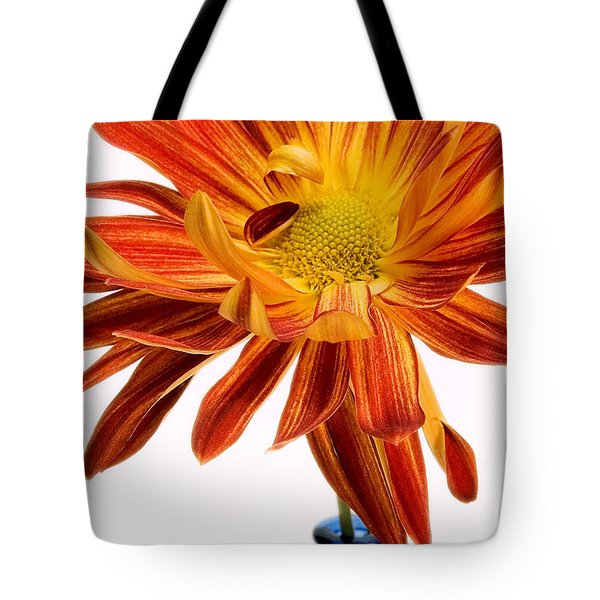 Orange You Happy Tote Bag by Susan Smith