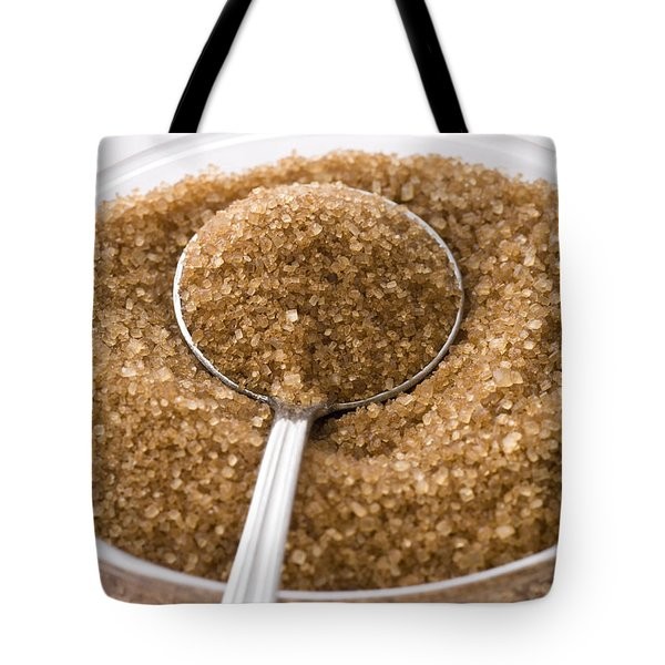Organic Raw Cane Sugar Tote Bag by Frank Tschakert