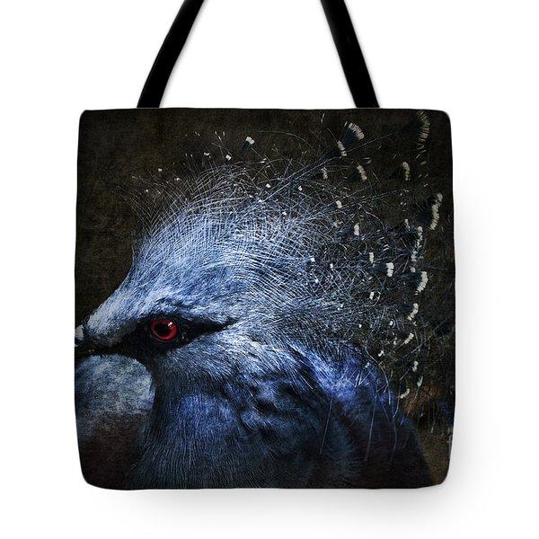 Ornamental Nature Tote Bag by Andrew Paranavitana