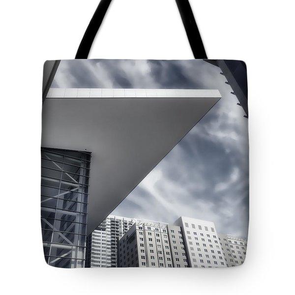Orwellian Tote Bag by Joan Carroll