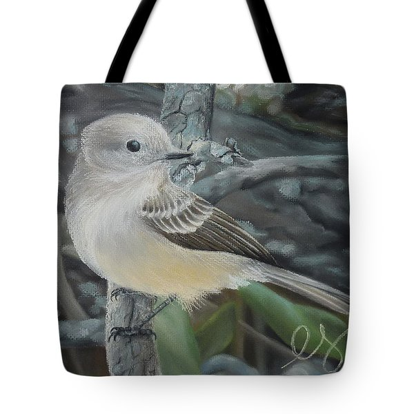 Out On A Limb Tote Bag by Estephy Sabin Figueroa