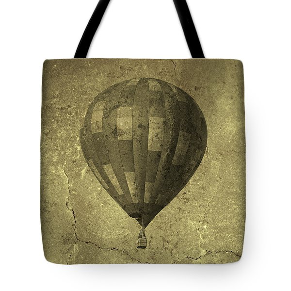 Out There Somewhere Tote Bag by Betsy C Knapp