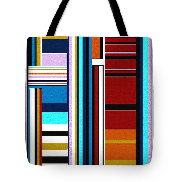 Overture Tote Bag by Ely Arsha