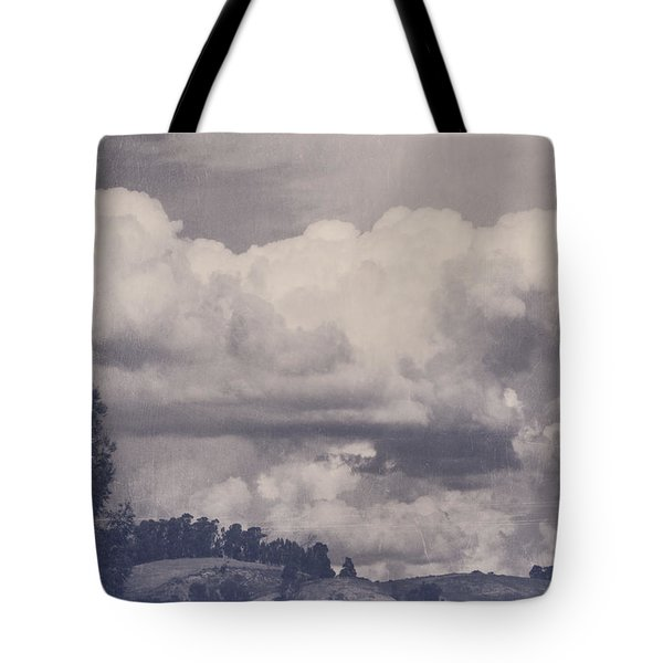 Overwhelmed Tote Bag by Laurie Search