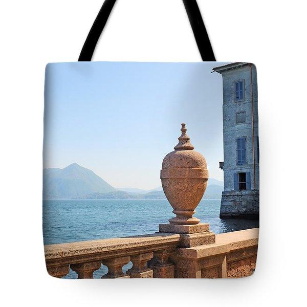Palazzo Borromeo Tote Bag by Joana Kruse