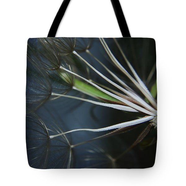 Parachute Seeds  Tote Bag by Jeff Swan