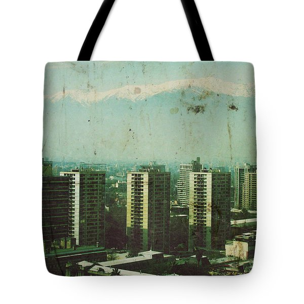 Paradise Lost Tote Bag by Andrew Paranavitana