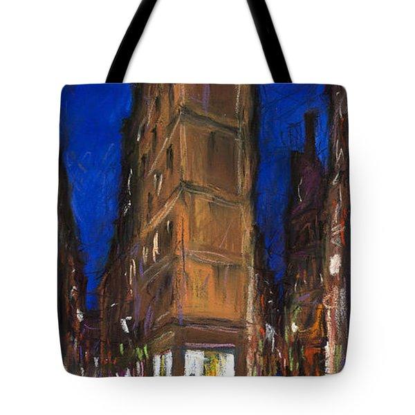 Paris Street 2 Tote Bag by Yuriy  Shevchuk