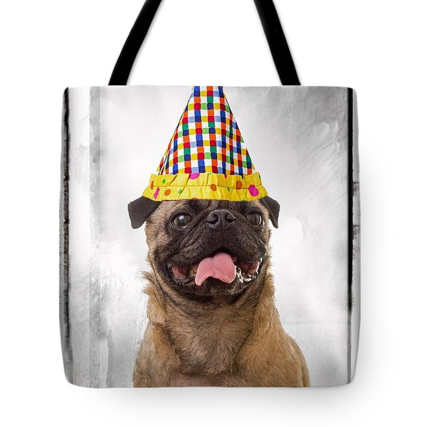 Party Animal Tote Bag by Edward Fielding