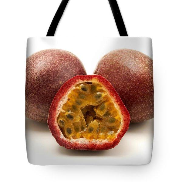 Passion fruits Tote Bag by Fabrizio Troiani