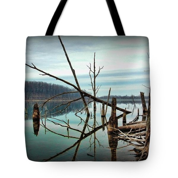 Path To Enlightment Tote Bag by Paul Ward