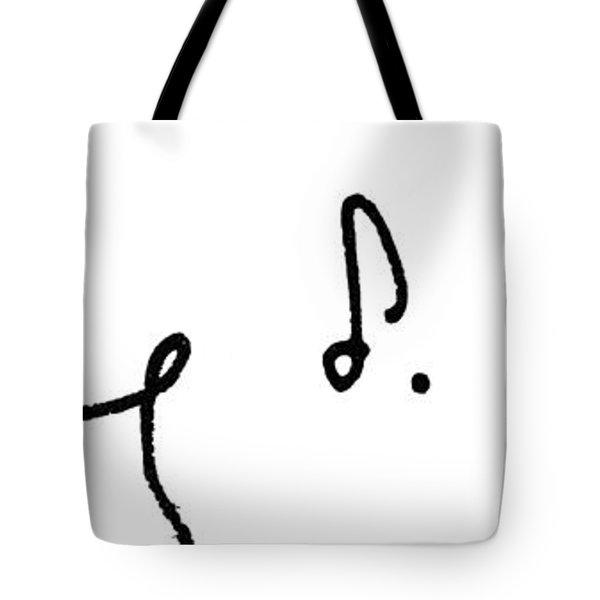 Pearl Buck (1892-1973) Tote Bag by Granger