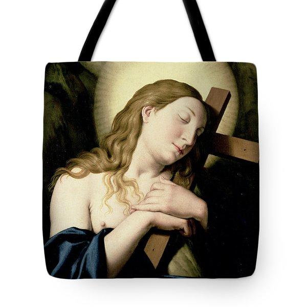 Penitent Magdalene Tote Bag by Il Sassoferrato
