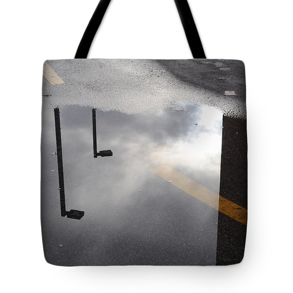 Periscopes Tote Bag by Luke Moore