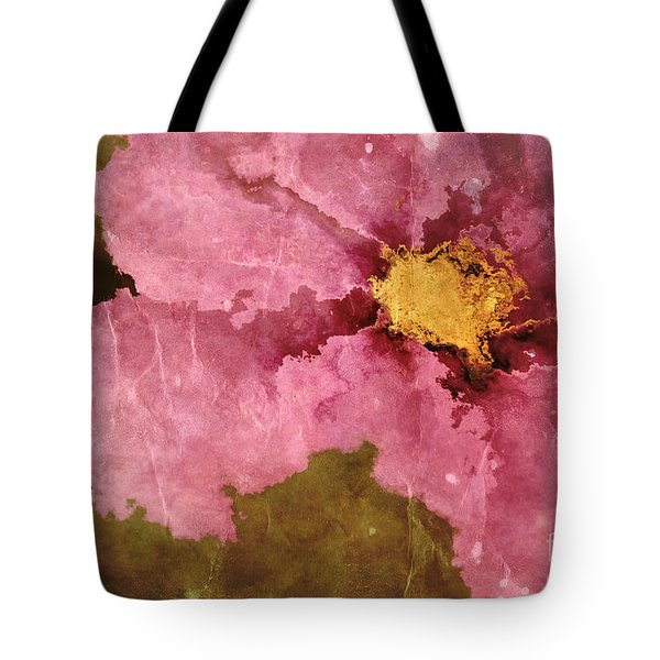 Petaline - ar01bt04c2 Tote Bag by Variance Collections