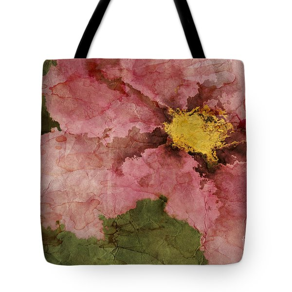 Petaline - ar01bt05 Tote Bag by Variance Collections