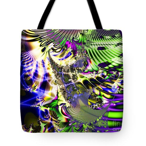 Phantasm Tote Bag by Wingsdomain Art and Photography