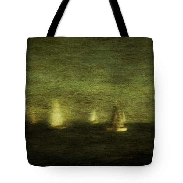 Phantom Fleet Tote Bag by Andrew Paranavitana