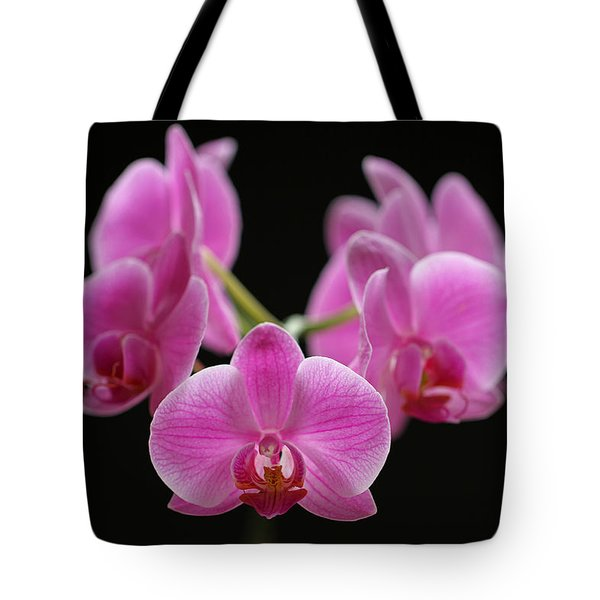 Pink March Madness Tote Bag by Juergen Roth