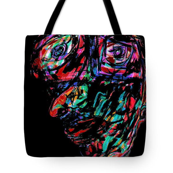 Pinocchio Tote Bag by Natalie Holland