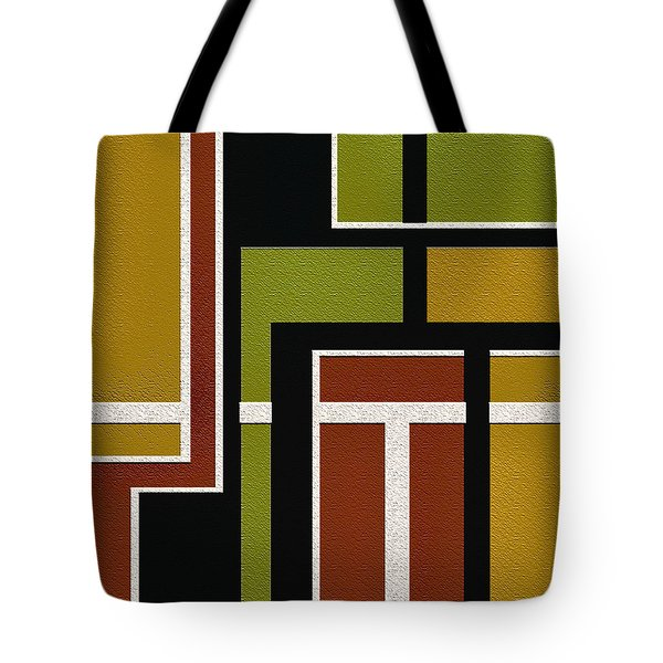 Pipeline Tote Bag by Ely Arsha