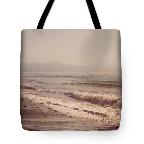 Pointless Nostalgia Tote Bag by Jenny Rainbow