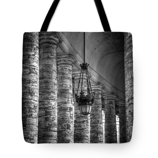 Portico Tote Bag by Joana Kruse