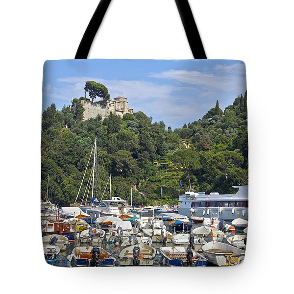 Portofino Tote Bag by Joana Kruse