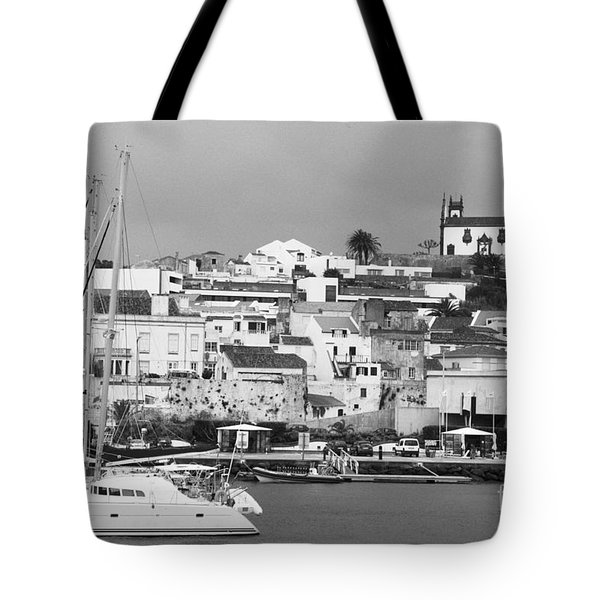 Portuguese City Tote Bag by Gaspar Avila